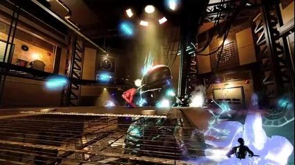 Spider - man Edge of Time - Teaser Trailer Hd