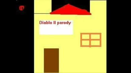 Diablo2 - Пародия