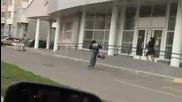 Ето така се спира крадец :)