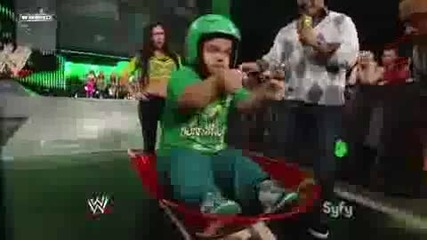Wwe Nxt 9_28_10 Wheel Barrel Challenge
