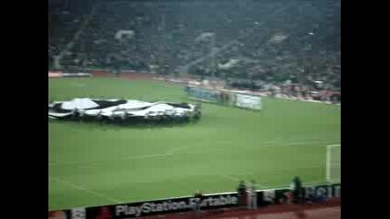 Левски - Челси - Преди Началото