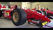 Ferrari 412 T2 F1 V12