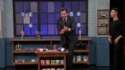 нощното шоу на Джими Фелол с участието на Джо