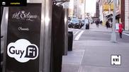 Кабинка за самозадоволяване поставиха в центъра на Ню Йорк