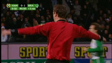 Match - 2010.05.07 (18h20) - Hammarby 0 - 1 Brage (superettan) - League - Suecia