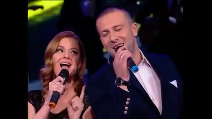Slavica Cukteras i Dado Polumenta - Tacno je - GS 2012_2013 - 22.02.2013. EM 20 - (Tv Pink 2013)