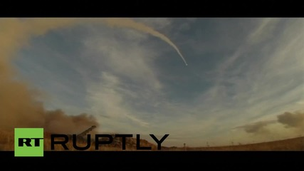 Russia: Watch the Iskander ballistic missile system in action!