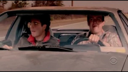 Ted and Marshall Road Trip (i would walk 500 miles)