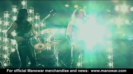 Manowar - Die for Metal Hd music video