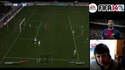 Fifa 14 Random match