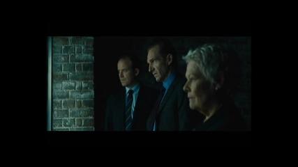 007 Координати: Скайфол - първи трейлър