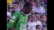 Страхотния пробив на Роналдо и Първият му гол за Реал Мадрид