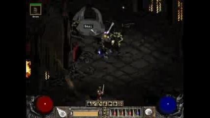 Diablo 2 - Бързо Размазване На Босовете