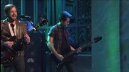 Kings of Leon - Pyro on Saturday Night Live