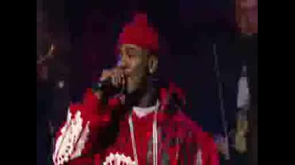 The Game - Lets Ride Letterman Performance