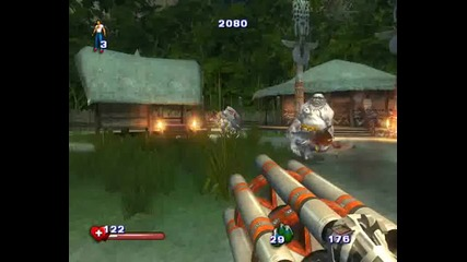 Serious Sam 2 - 2nd Mission