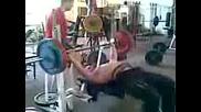 Vdigane ot leg 180kg