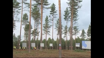 В Беларус се проведе Световен шампионат по изсичане на дървета