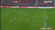 Бенфика 1:1 Олимпик (м) / Лига Европа /