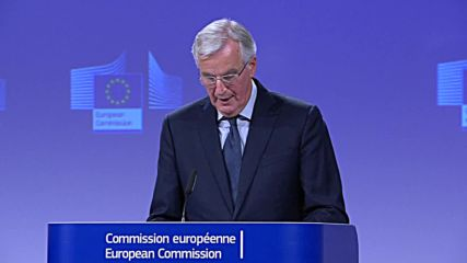Belgium: EU negotiator Barnier hails successful Brexit agreement