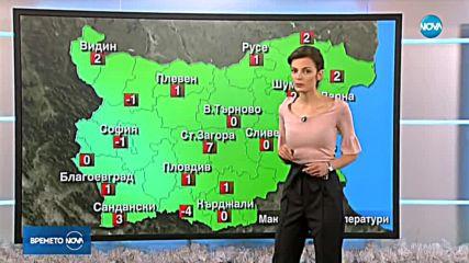 Прогноза за времето (02.01.2019 - централна емисия)