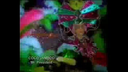 Mr.president Coco Jambo