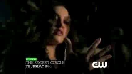 The Secret Circle Extended Promo 1x17 Curse