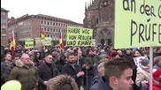 Germany: Nuremberg protesters decry alleged sexual abuse of 13 y/o girl