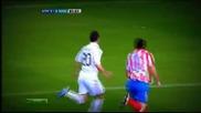 Роналдо спаси Реал Мадрид от загуба на точки в местното дерби с Атлетико!