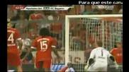 Байерн Мюнхен - Манчрстър Юнайтед 0:0 Греда на Бербатов