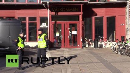 Sweden: Trollhattan mourns Kronan school attack