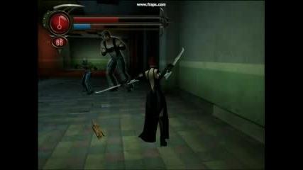 Blood Rayne 2 - Carnage Демонстарция