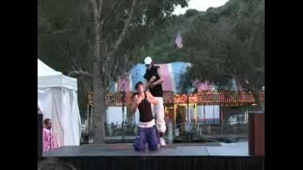 Рап Танци