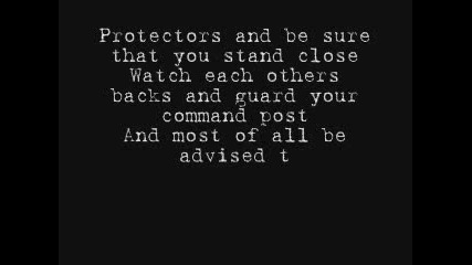 Eminem's Backstabber, with lyrics