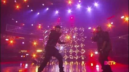 Dmx отново разцепва в наградите на Bet Hip Hop Awards 2011