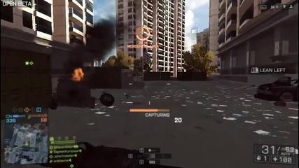 Battlefield 4 - Siege of Shanghai Multiplayer Gameplay