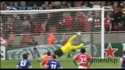 05.05 Арсенал - Манчестър Юнайтед 1:3 Робин Ван Перси гол + Червен картон за Дарън Флетчър