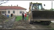 Мини игрище за футбол в Гюловца