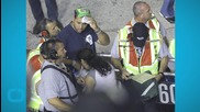 Fans Injured During Spectacular NASCAR Crash