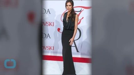 Victoria Beckham Auctioning Daughter's Threads for Charity