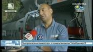 Непобедимите 3 - интервю с пилотът на хеликоптера участвал в филма