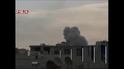 Взрив уби 50 сирийски войници в  Хама