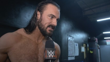 Drew McIntyre on why he does what he does: WWE.com Exclusive, Dec. 10, 2018