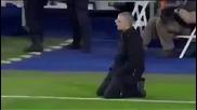 Смях ! Sergio Ramos свали Феликс Баумгартнер