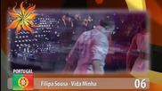 Евровизия 2012 - Всички песни от втори полуфинал на 24-ти май! eurovision sofi marinova