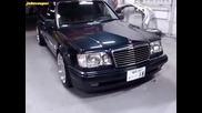 Mercedes Benz E500 W124 Chochone