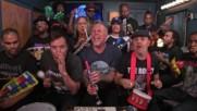 Jimmy Fallon, Metallica ,the Roots Sing - Еnter Sandman_ Classroom Instruments