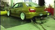 Subaru Impreza - Dyno Test