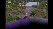 Starbound Gameplay ep1-spartan Foa se bagna