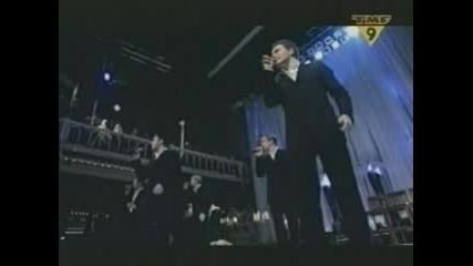 Westlife - If I Let You Go (live) - Tv Sho